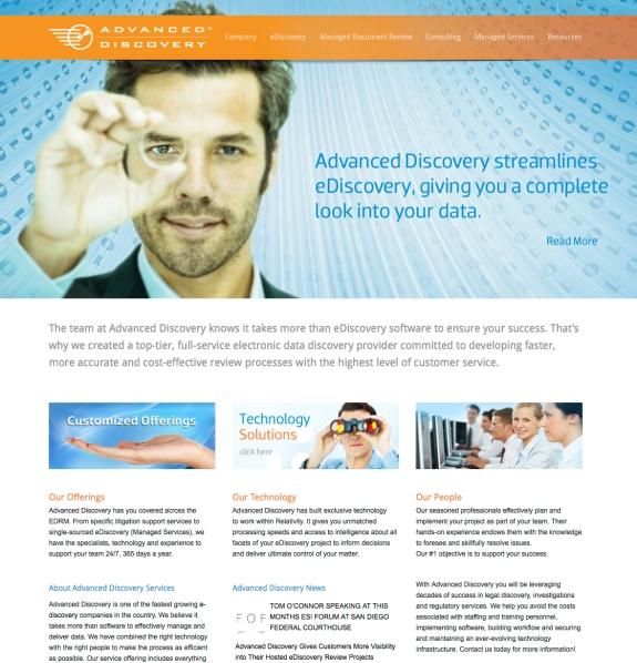AdvancedDiscoveryHomePage