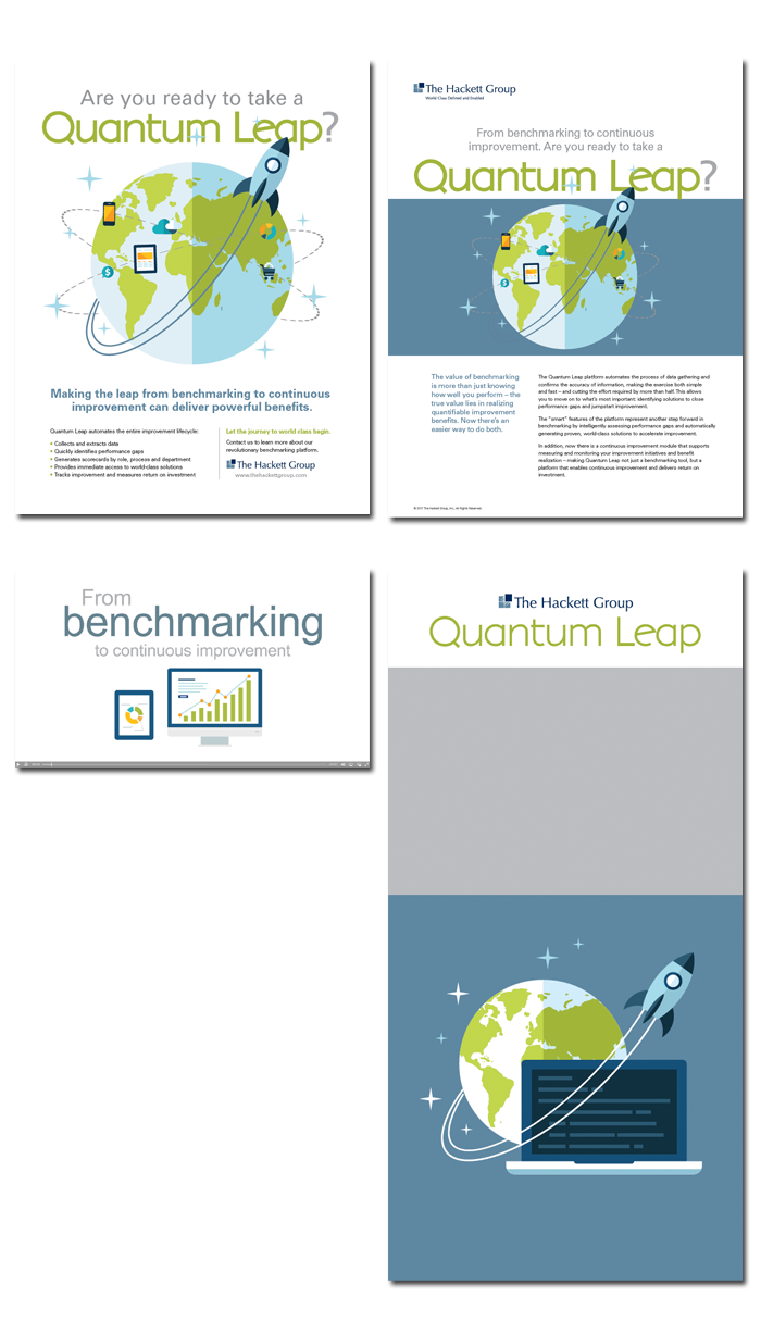 quantum leap marketing package