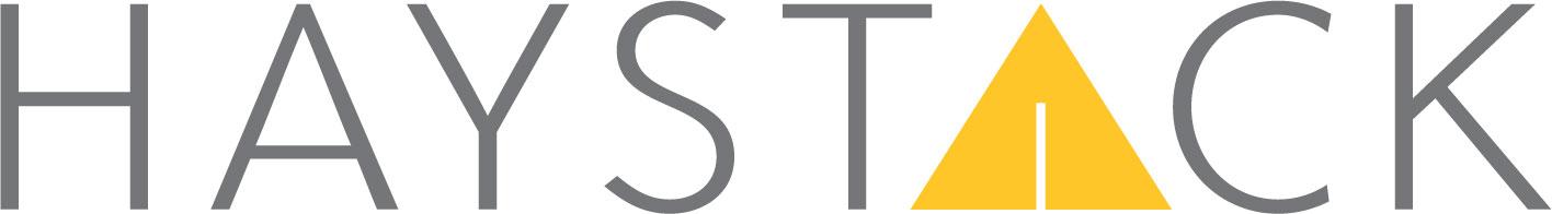 HaystackID logo yellow & gray RGB