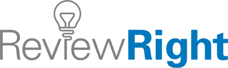 ReviewRight logo