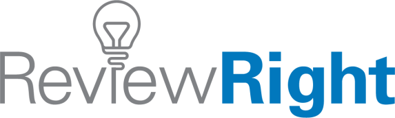 ReviewRight logo